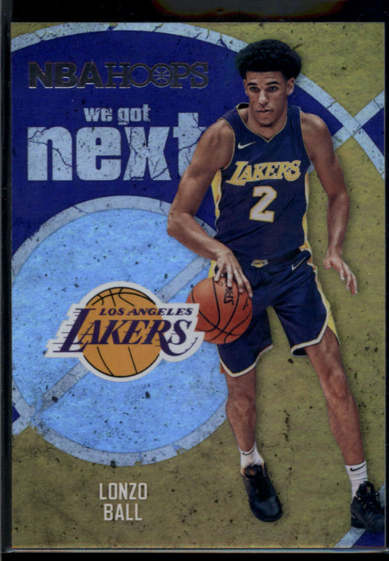 2017-18 Panini Hoops We Got Next