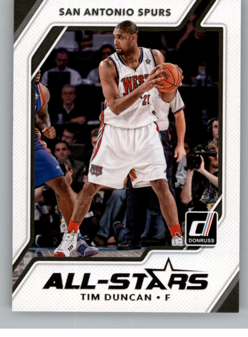 2017-18 Donruss  All-Stars Press Proof