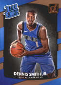 2017-18 Donruss #192 Dennis Smith Jr. Rated Rookie NM Near Mint RC Rookie