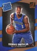 2017-18 Donruss #192 Dennis Smith Jr. RC Rookie Dallas Mavericks Rated Rookie