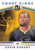 Basketball NBA 2017-18 Donruss Court Kings #36 Kevin Durant  Warriors