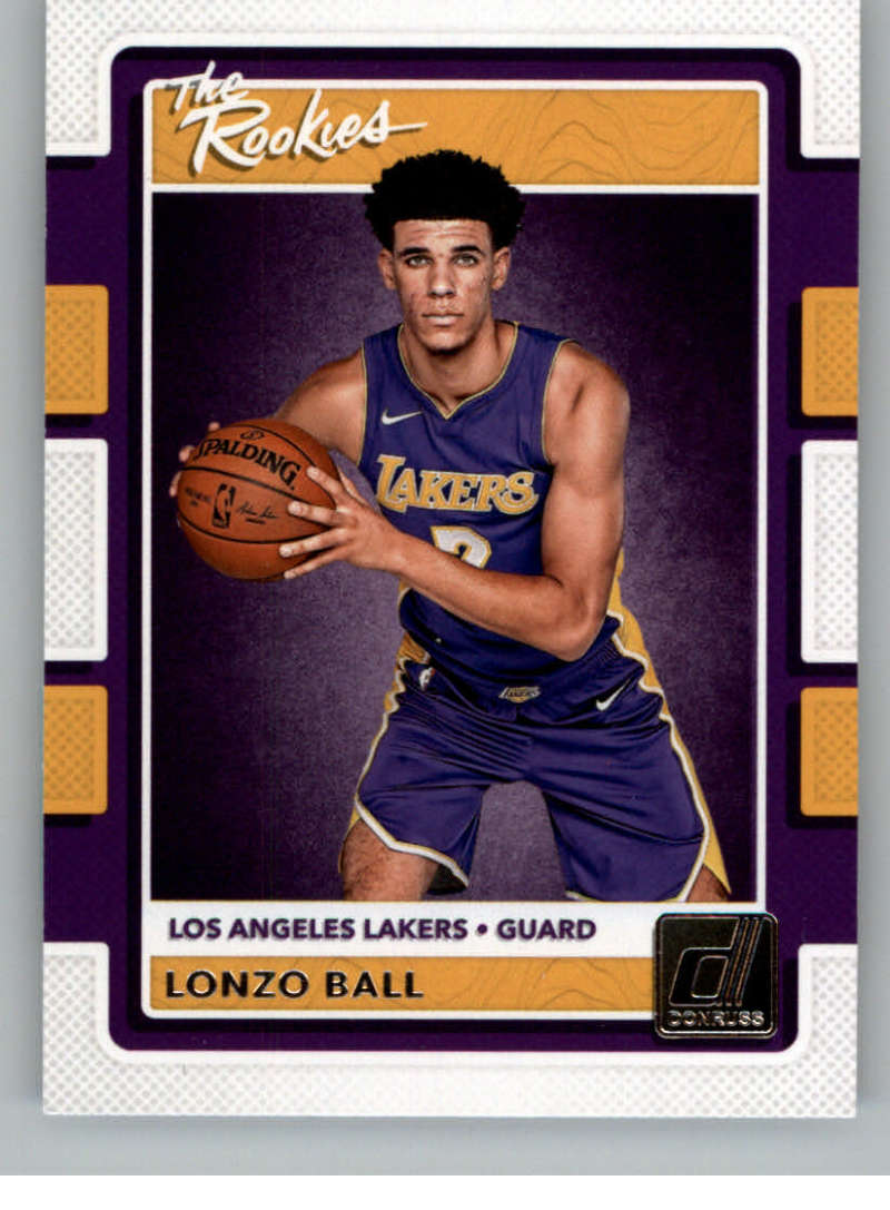 2017-18 Donruss  The Rookies