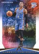 2017-18 Panini Ascension #60 Russell Westbrook Oklahoma City Thunder