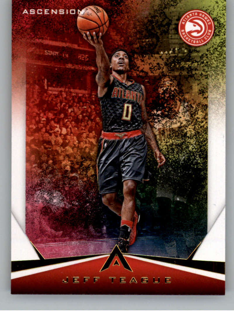 2017-18 Panini Ascension Veteran Throwback