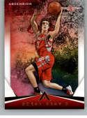2017-18 Panini Ascension Veteran Throwback #98 Goran Dragic Houston Rockets