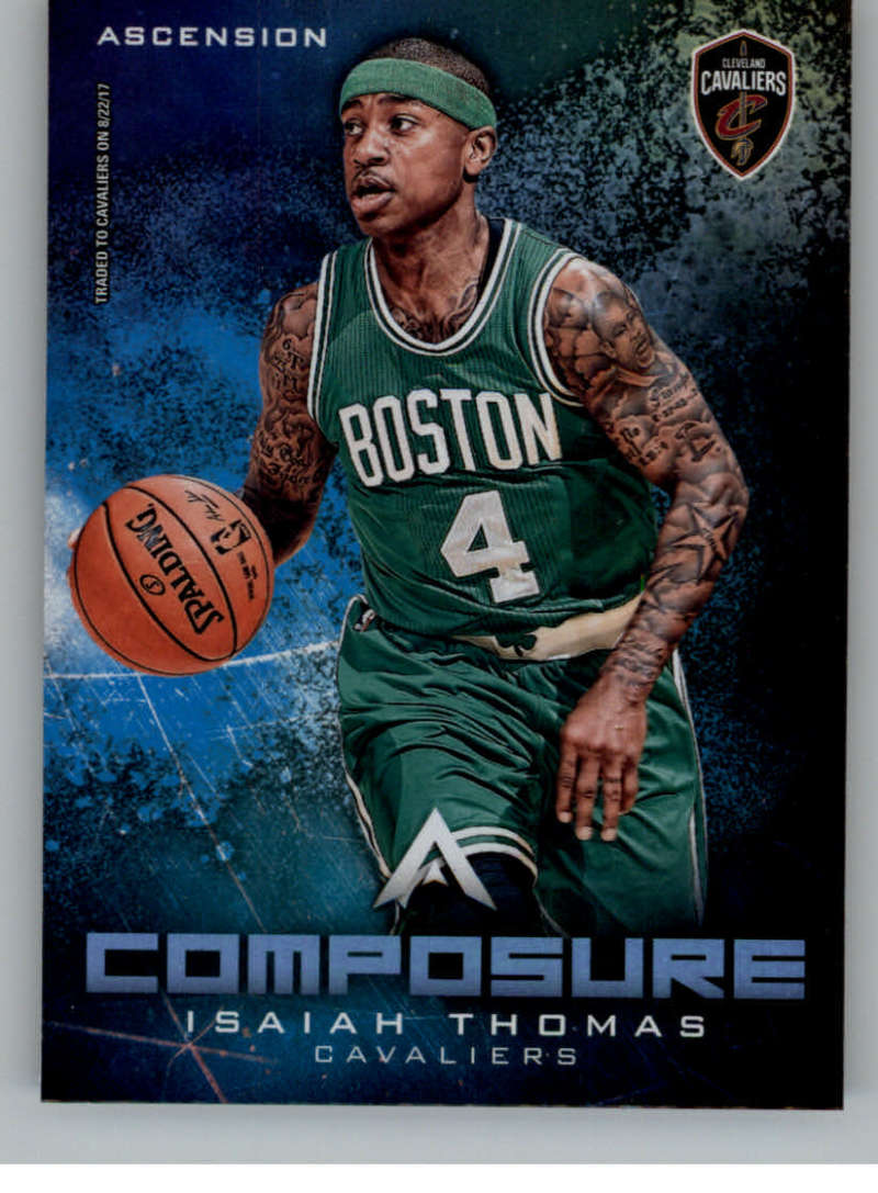 2017-18 Panini Ascension Composure