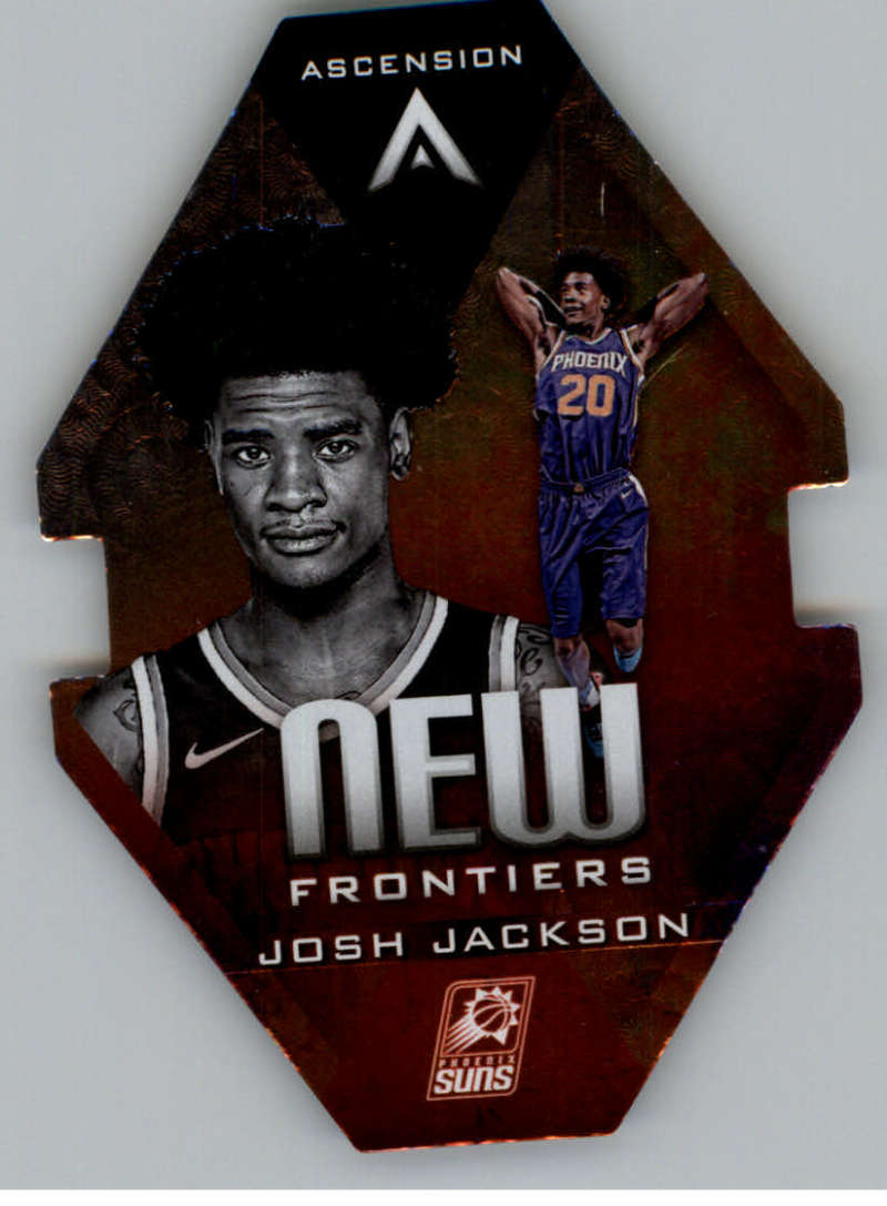 2017-18 Panini Ascension New Frontiers Die Cuts