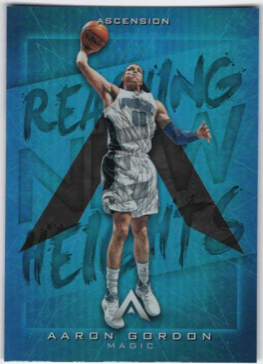 2017-18 Panini Ascension Reaching New Heights