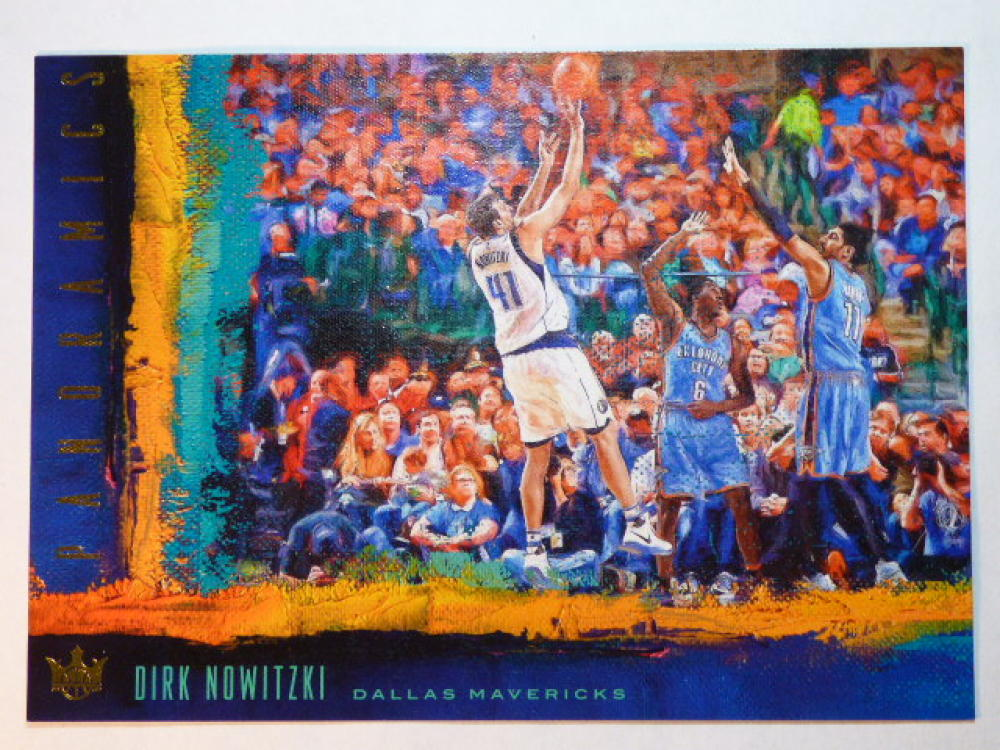 2017-18 Panini Court Kings Box Topper Panoramics