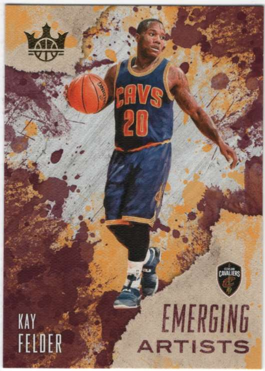2017-18 Panini Court Kings Emerging Artists