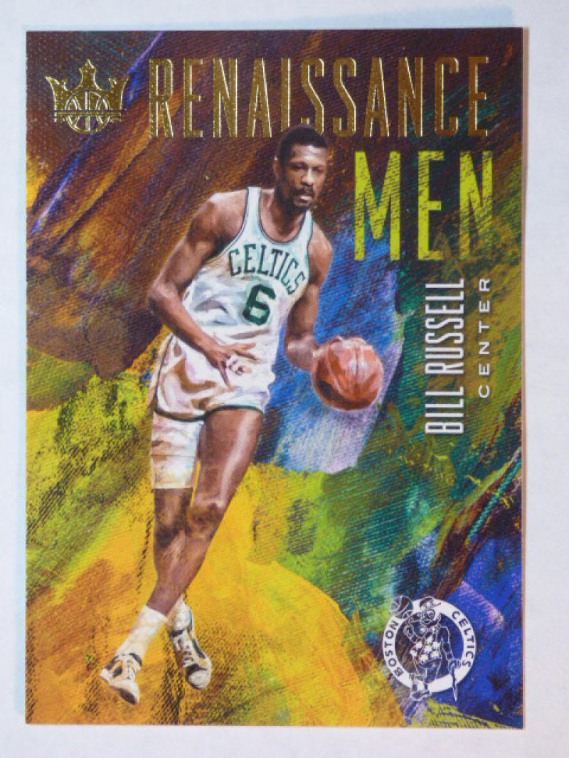 2017-18 Panini Court Kings Renaissance Men