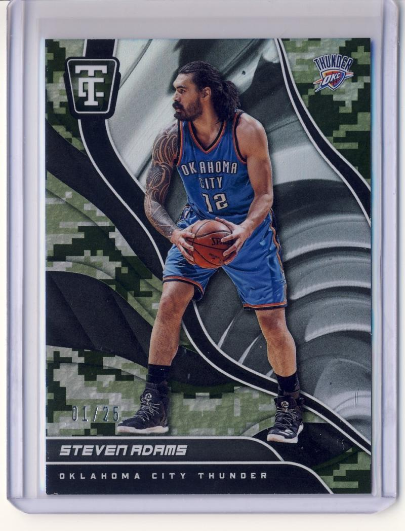 2017-18 Panini Totally Certified Camo