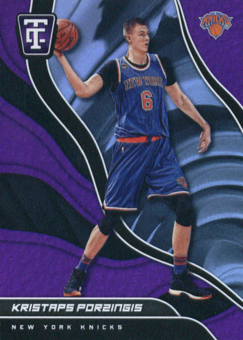 2017-18 Panini Totally Certified Purple