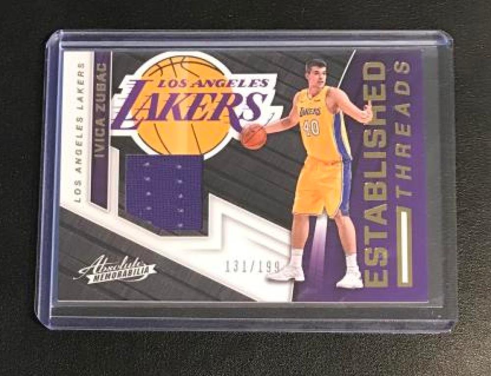 2017-18 Panini Absolute Established Threads