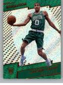 2017-18 Panini Revolution #121 Jayson Tatum RC Rookie Boston Celtics Rookie