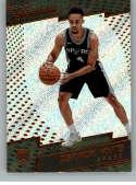 2017-18 Panini Revolution #122 Derrick White RC Rookie San Antonio Spurs Rookie