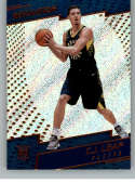 2017-18 Panini Revolution #127 T.J. Leaf RC Rookie Indiana Pacers Rookie