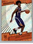 2017-18 Panini Revolution #131 Josh Jackson RC Rookie Phoenix Suns Rookie
