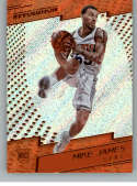 2017-18 Panini Revolution #140 Mike James RC Rookie Phoenix Suns Rookie