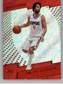 2017-18 Panini Revolution #150 Milos Teodosic RC Rookie Los Angeles Clippers Rookie