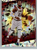 2017-18 Panini Revolution Chinese New Year Cracked Ice #35 LeBron James Cleveland Cavaliers