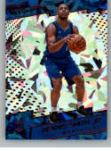 2017-18 Panini Revolution Chinese New Year Cracked Ice #133 Dennis Smith Jr. Dallas Mavericks Rookie