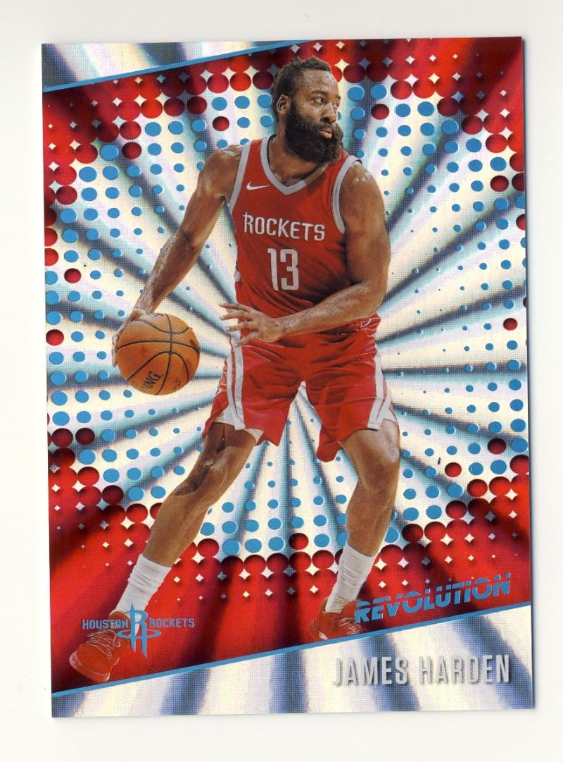 2017-18 Panini Revolution Sunburst