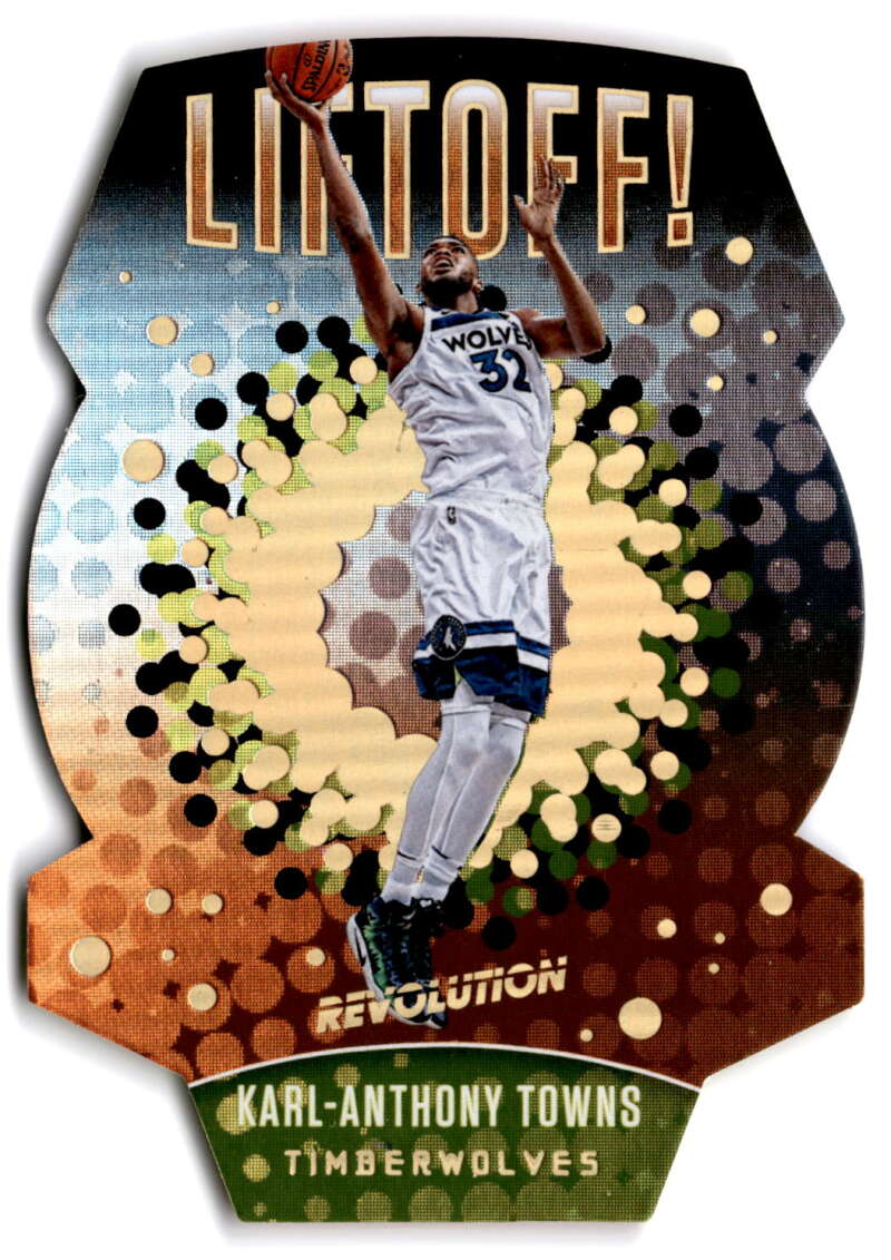 2017-18 Panini Revolution Liftoff!