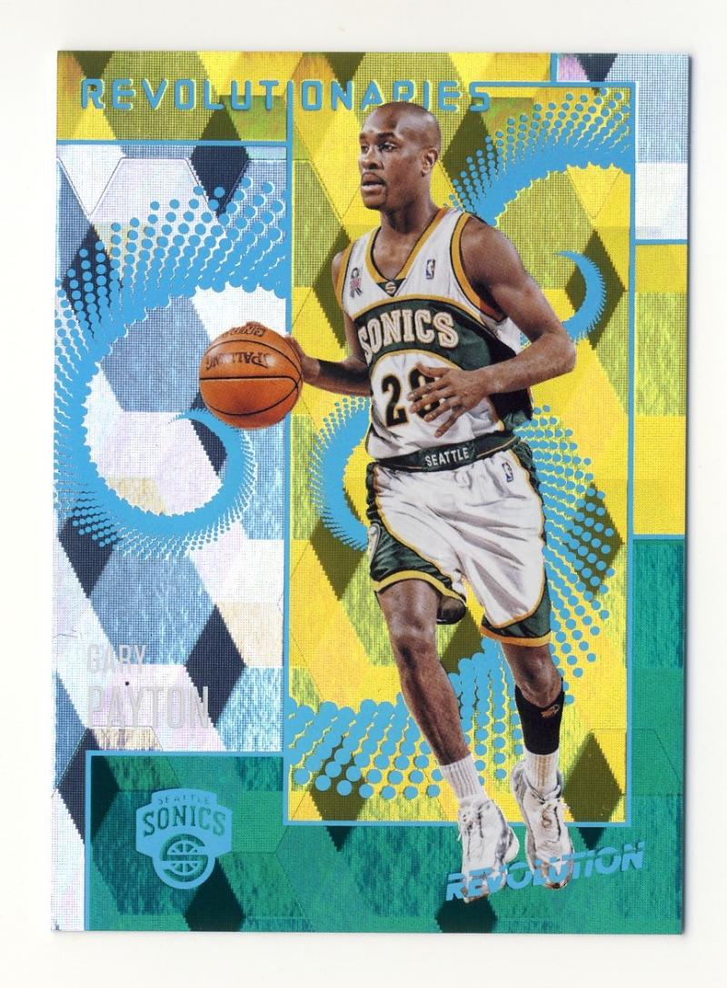 2017-18 Panini Revolution Revolutionaries Cubic
