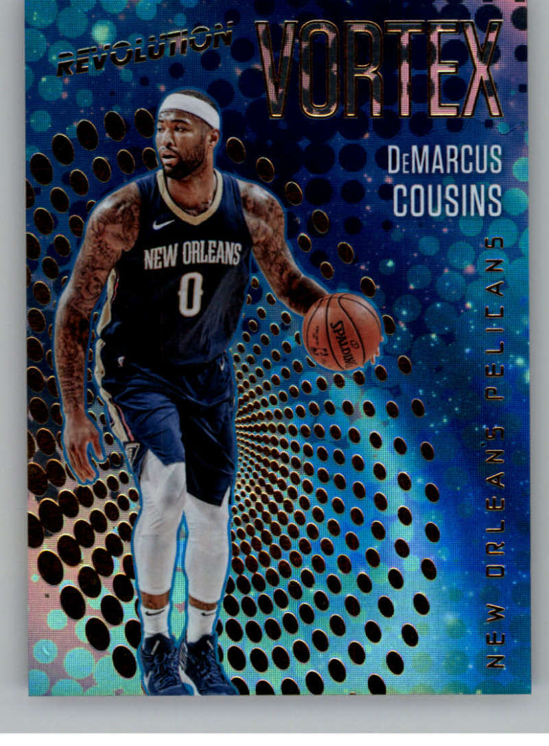 2017-18 Panini Revolution Vortex