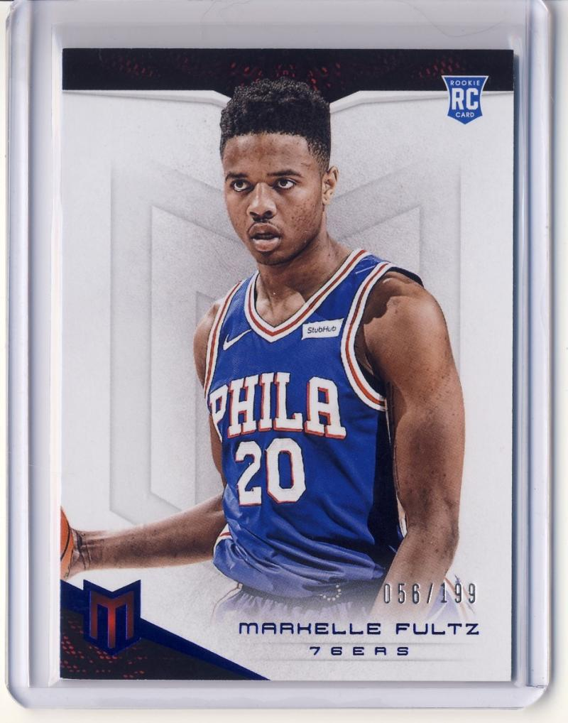 2017-18 Panini Chronicles Blue
