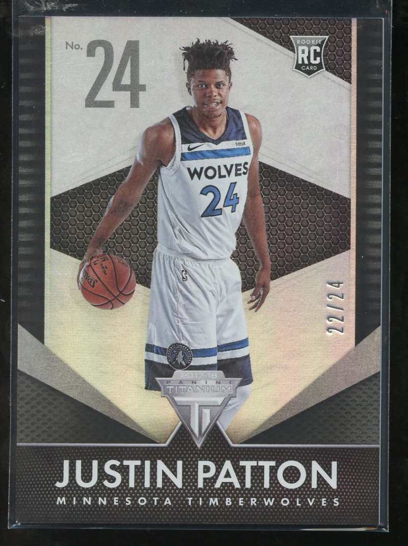 2017-18 Panini Chronicles Jersey Number