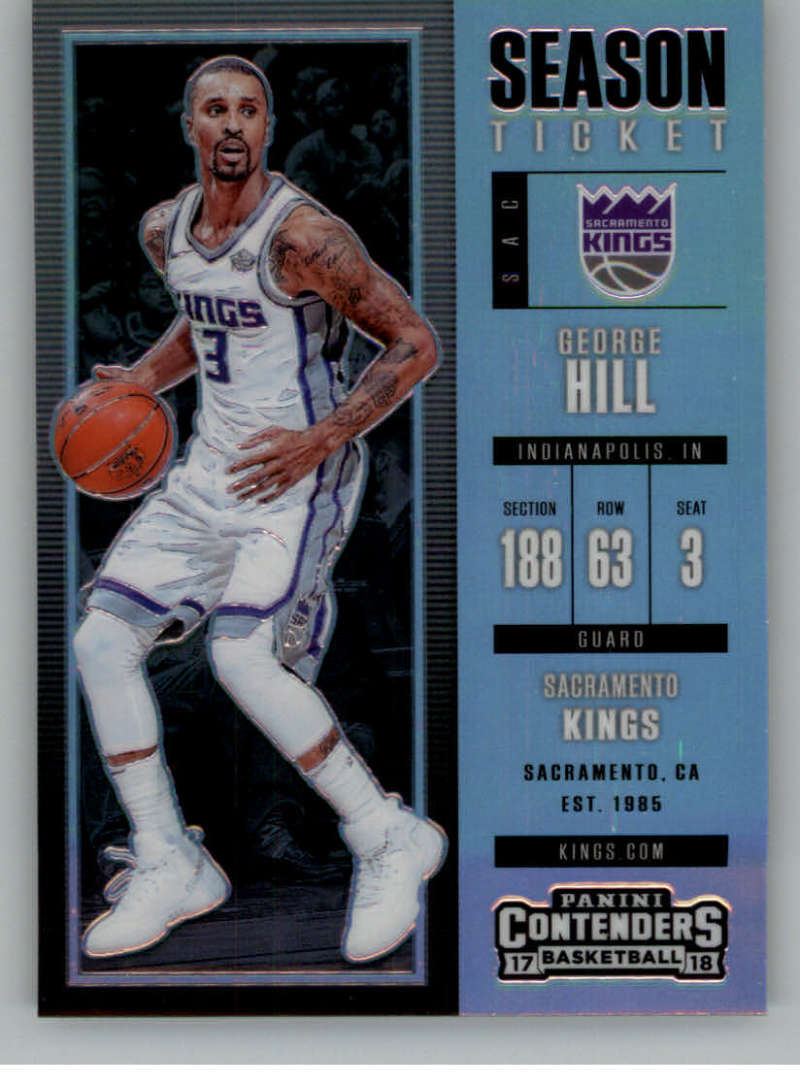 2017-18 Panini Contenders Season Ticket Premium Edition
