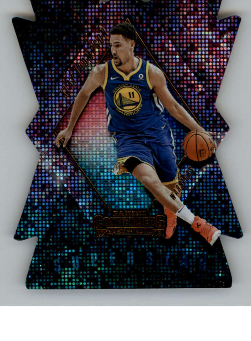 2017-18 Panini Contenders Superstar Die-Cuts