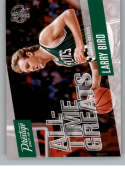 2017-18 Panini Prestige All-Time Greats #3 Larry Bird Boston Celtics