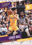 2017-18 Panini Prestige #152 Lonzo Ball Los Angeles Lakers Rookie