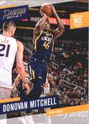 2017-18 Panini Prestige #163 Donovan Mitchell Rookie NM-MT Jazz