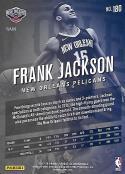2017-18 Panini Prestige Rain #180 Frank Jackson Rookie NM-MT