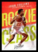 2017-18 Panini Prestige Rookie Class #19 John Collins Atlanta Hawks