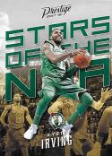 2017-18 Panini Prestige Stars of the NBA #1 Kyrie Irving Boston Celtics