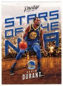 2017-18 Panini Prestige Stars of the NBA #5 Kevin Durant Golden State Warriors