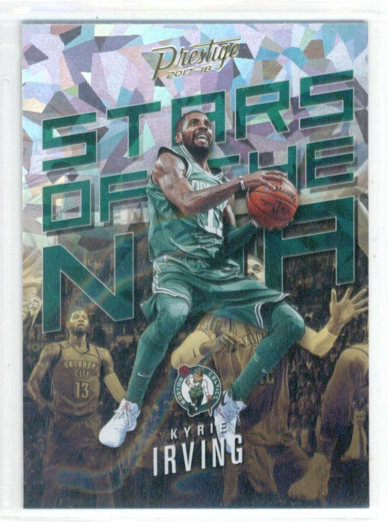 2017-18 Panini Prestige Stars of the NBA Crystal