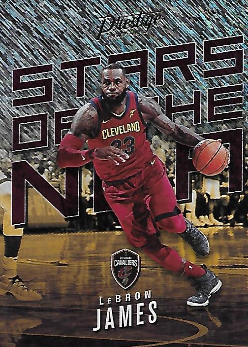2017-18 Panini Prestige Stars of the NBA Rain