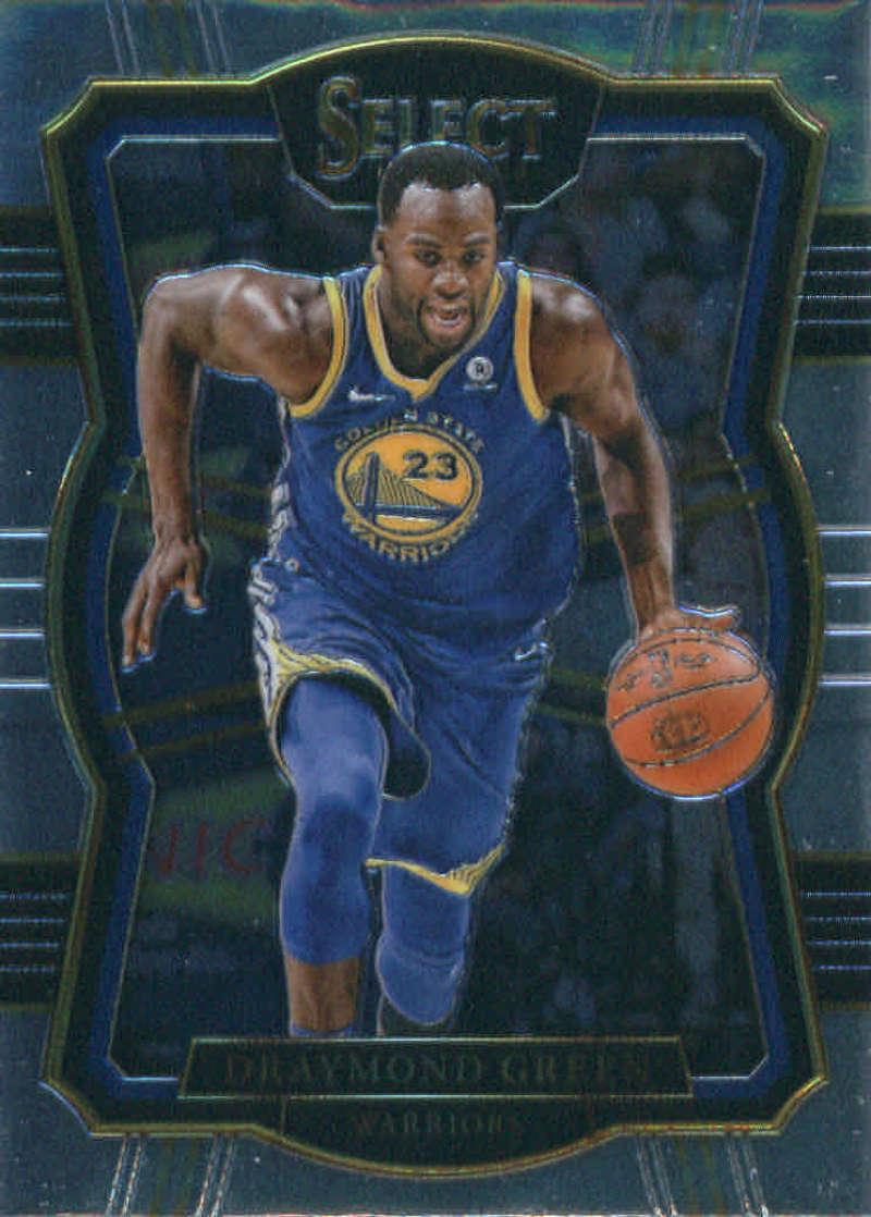 2017-18 Panini Select #135 Draymond Green Premier Level NM-MT Golden State Warriors Official NBA Basketball Card