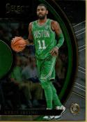 2017-18 Panini Select #86 Kyrie Irving Boston Celtics Concourse
