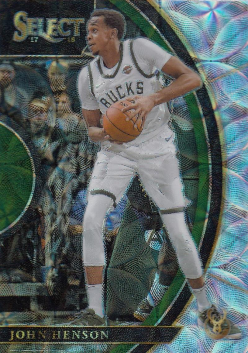 2017-18 Panini Select Scope Prizms