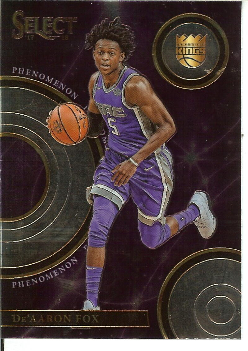 2017-18 Panini Select Phenomenon