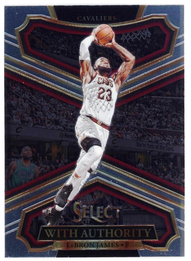 2017-18 Panini Select With Authority
