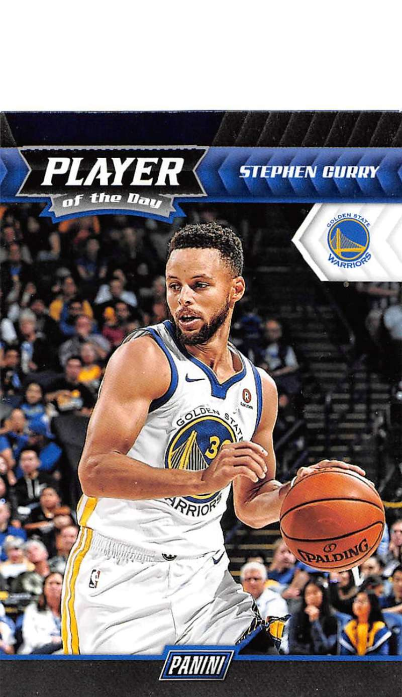 2017-18 Panini Player of the Day