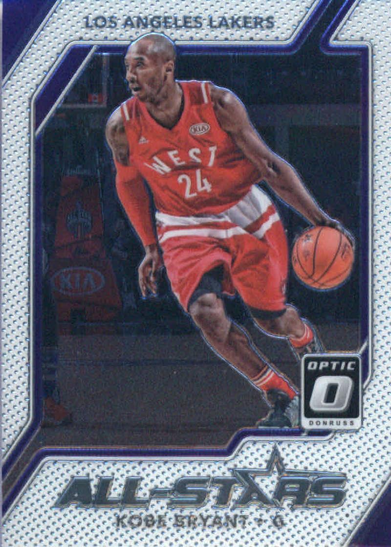 Basketball NBA 2017-18 Optic All-Stars #26 Kobe Bryant  Lakers